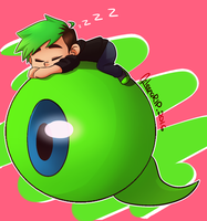 Sleepy Jack by aileenarip