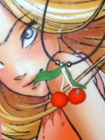 Gaint Cherries by conaira