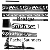 Bridge brush set 1 by Random-Acts-Stock