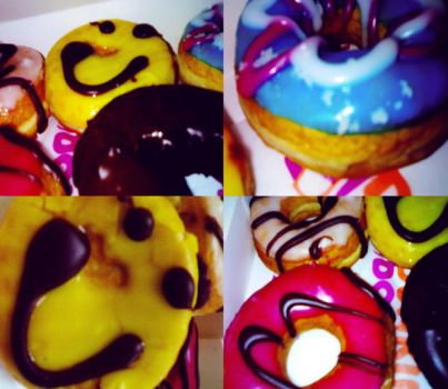::DONUTS:: by Miss-Daneno