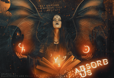 Absorb us [collab] by pauliti