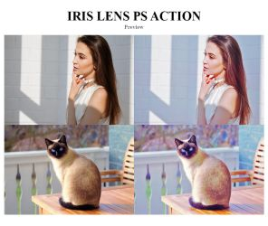 Iris Lens by yousefcia
