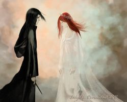 Before you Leave me Forever by Veronika-Art