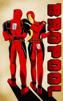 Bropool by LadyBad