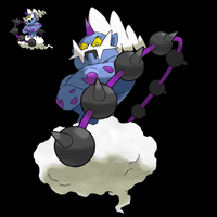 Pokemon 5G Shiny Thundurus