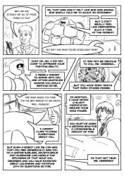 Fighting Tournament: Round 1 - Page 4 by DigiDayDreamer