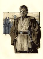 Luke Skywalker EU version by Richard Hennemann by Def-Force