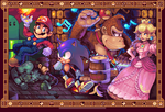 Super Smash Brothers Brawl 1 by Neoriceisgood
