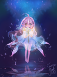 Collab work: Fairy of Air by NaNinna