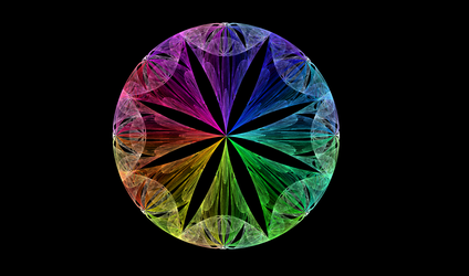 Color Wheel2 by goldc