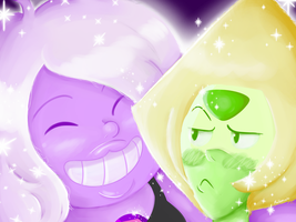 You're Hilarious Peridot by Mad-Hattress-Ari