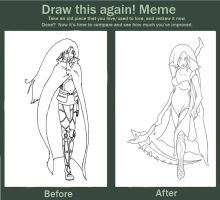 Draw This Again Meme - Wire Wing by AzizlaSwiftwind