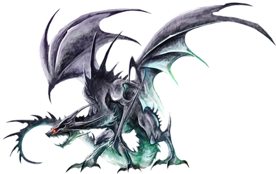 Spectral Dragon by Dragolisco