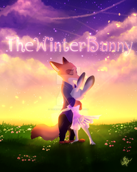 Sunset at The Meadow... by TheWinterBunny