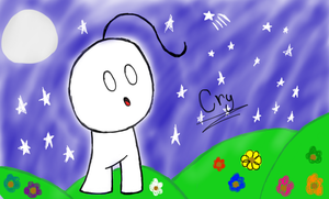 Cry by Riyana2