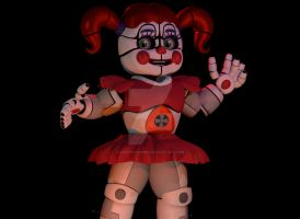 Circus Baby Port Release by rendragading