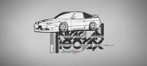 180SX by JacobKuiper