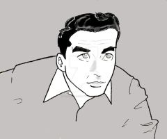 Montgomery Clift too by Wasted-Effort
