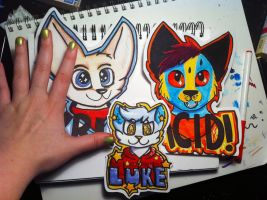 Badges by catnip5