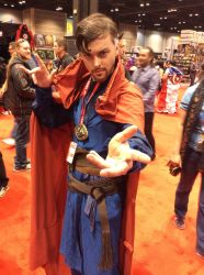 Doctor Strange by shojoboy1024