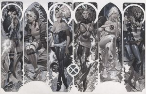 X Women by ChristopherStevens