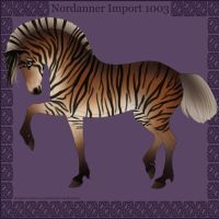1003 Group Horse Import by Cloudrunner64