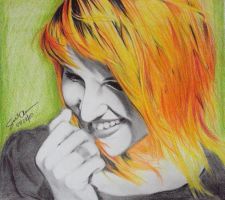 Hayley Williams 2 by SesSiL13