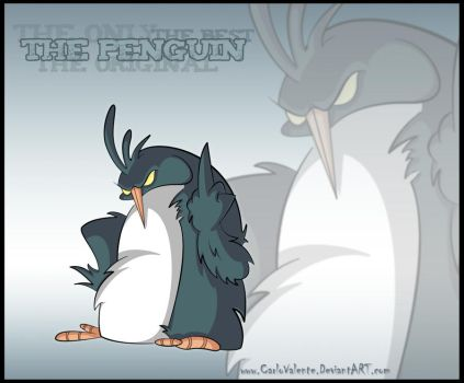 The Penguin by CarloValente