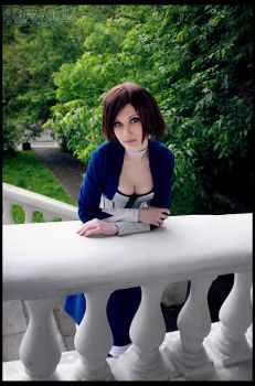 BioShock Infinite - Elizabeth by Katy-Angel