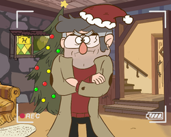 Merry Christmas Grunkle Ford! by Bordercollie15
