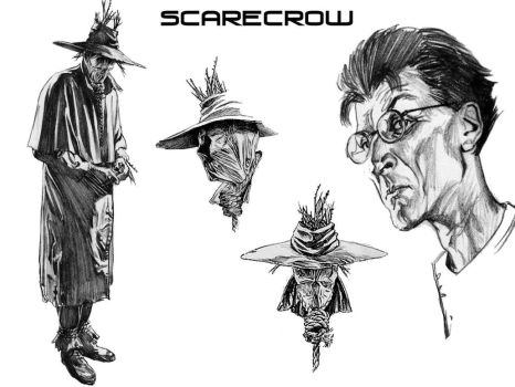 Alex Ross - The Scarecrow 2 by Superman8193
