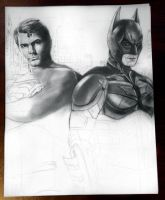Worlds finest WIP by Art-by-Jilani