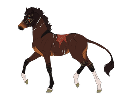 N2640 Padro Foal Design for Kandy918 by casinuba