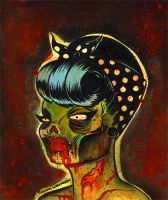 Betty Undead by MummysLittleMonster