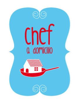 chef a domicilio logo by maDmoiseel