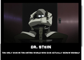 Dr. Stein by Kaito00-0001