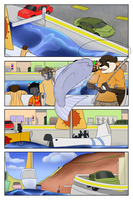 Among The Anthros: Ch.2 Page 5 by WolfbalooDraws