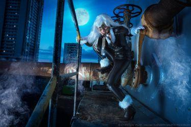 Black Cat - Cosplay Project #6 by Chrissett