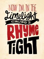 Rhyme Tight by JayRoeder