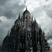 The Cathedral II by jfliesenborghs
