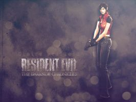 Claire Redfield REDC::GoO by Claire-Wesker1
