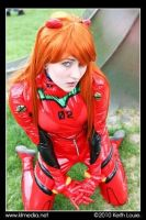 Asuka Langley: Histrionic by MaryjaneDesignStudio