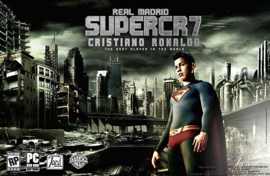 SuperCR7 by zaioody20