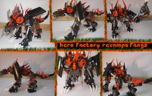 H.F. 3.0 Revamps:Fangz by Trimondius01