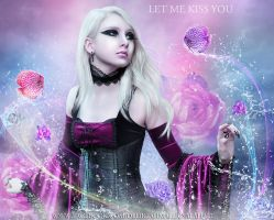 Let Me Kiss You by dedicahmad