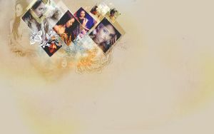 TVD - Kat Graham Wall by e-transitions