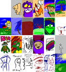 Markers Android Application Doodles by berdwin