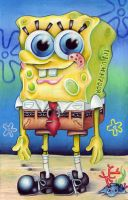 Spongebob Squarepants by tavington