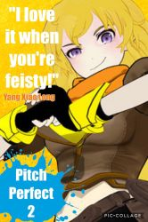 Pitch Perfect Series Crossover #4 by PinkChocolateHeart44