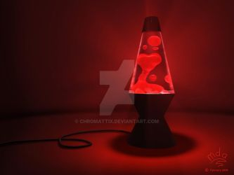 Love Lamp by Chromattix